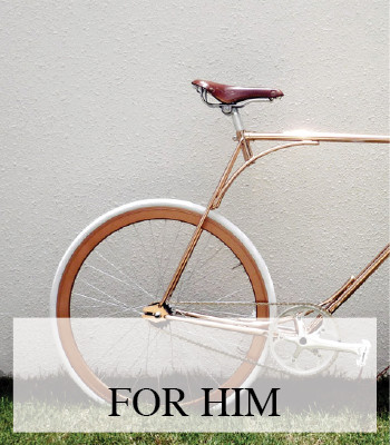 BICYCLES FOR HIM
