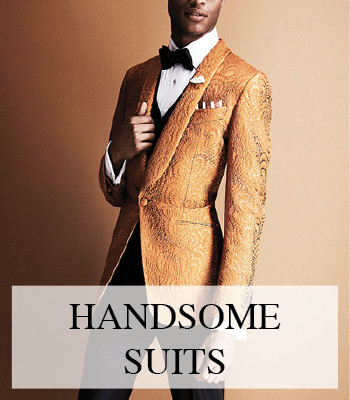MEN'S WINTER SUITS AND BLAZERS