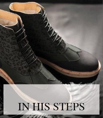 FASHION FORWARD MEN'S SHOES