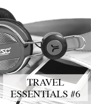 TRAVEL ESSENTIALS – MUSIC PLAYLIST PART 1