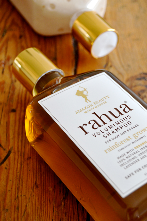 Rahua Volumising Shampoo & Conditioner. Luxurious, Organic, Vegan and Gluten Free Hair Care