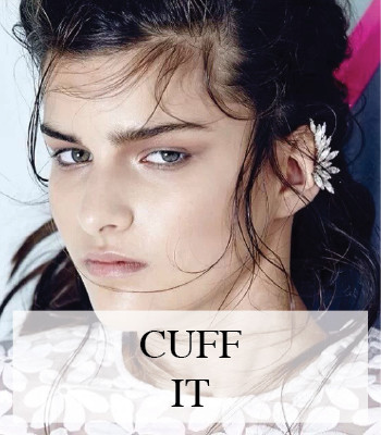 THE EAR CUFF – A LUXURY MUSTHAVE FASHION ACCESSORY