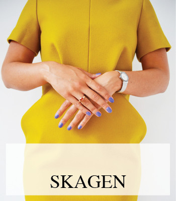 SKAGEN WATCHES – DANISH DESIGN FOR MEN AND WOMEN