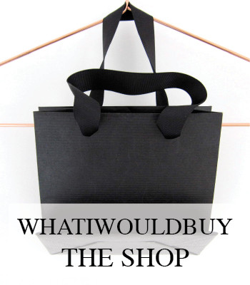 WHATIWOULDBUY THE SHOP – LUXURY FASHION, INTERIOR DESIGN, BEAUTY AND TRAVEL