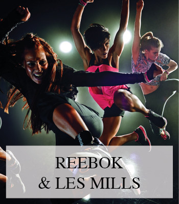 ONE BY REEBOK AND LES MILLS – A MEGA FITNESS EVENT IN ZIGGO DOME