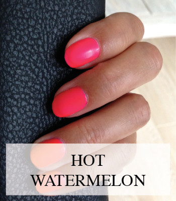 SHOP FACE STOCKHOLM NAIL POLISH IN HOT WATERMELON FOR PERFECT SUMMER NAILS