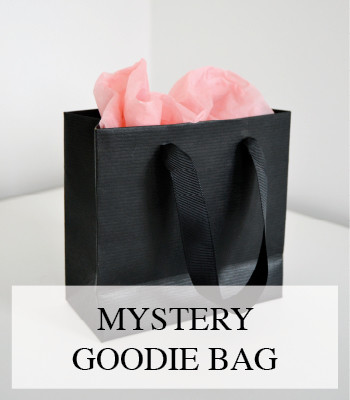 WIN A MYSTERY BEAUTY GOODIE BAG