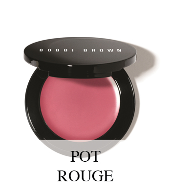 BEAUTY ESSENTIALS – POT ROUGE FOR LIPS AND CHEEKS BY BOBBI BROWN