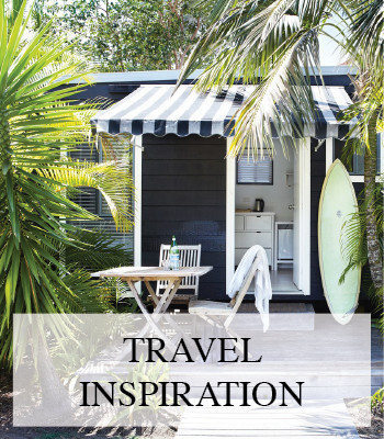 AN IDYLLIC TRAVEL MOOD BOARD TO WANDER OFF TO LUXURY TRAVEL DESTINATIONS