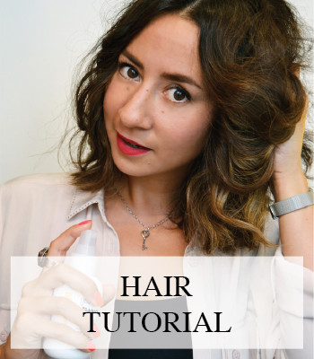 HAIR TUTORIAL BY WHATIWOULDBUY – SEXY MESSY HAIR