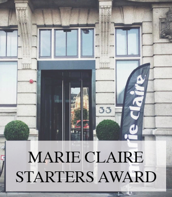 MAIRE CLAIRE STARTERS AWARD 2014