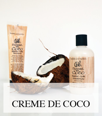 BUMBLE AND BUMBLE CREME DE COCO HAIR CARE