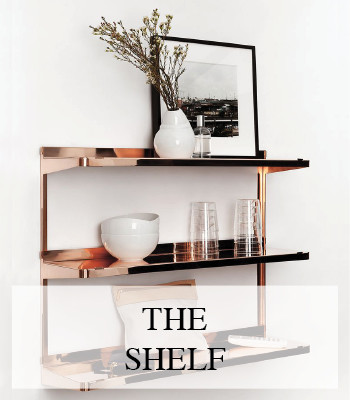 SHELF DIY IDEAS AND INSPIRATION