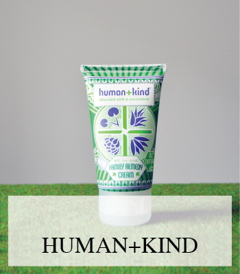 NATURAL SKIN CARE PRODUCTS BY HUMAN AND KIND