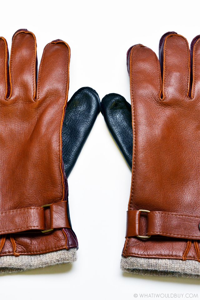 Laimbock 'Pinelo' gloves for Men