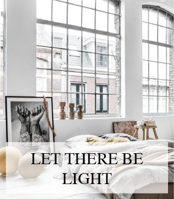 LIGHT AND BRIGHT INSPIRATIONAL INTERIORS
