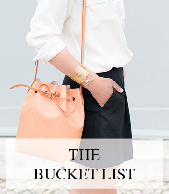 SPRING 2015 BUCKET BAG TREND – BEST BUCKET BAGS