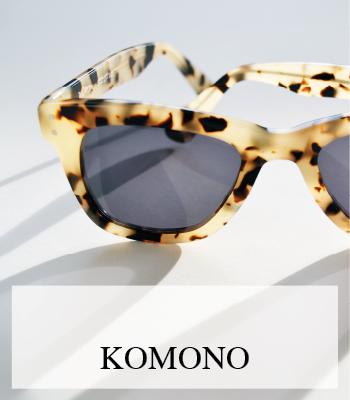 KOMONO MINIMALIST FASHION WATCHES AND SUNGLASSES