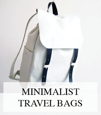BEST MINIMALIST DESIGN TRAVEL BAGS AND LUXURY LUGGAGE FOR 2015