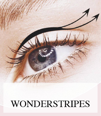 WONDERSTRIPES – THE INSTANT EYE LIFT WITHOUT PLASTIC SURGERY
