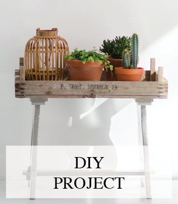 DIY RUSTIC WOODEN SIDE TABLE PROJECT