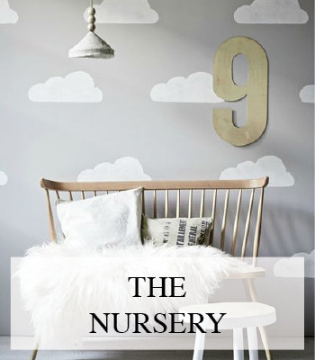 SCANDINAVIAN BABY NURSERY INTERIOR DESIGN IDEAS – SCANDINAVISCHE BABYKAMER