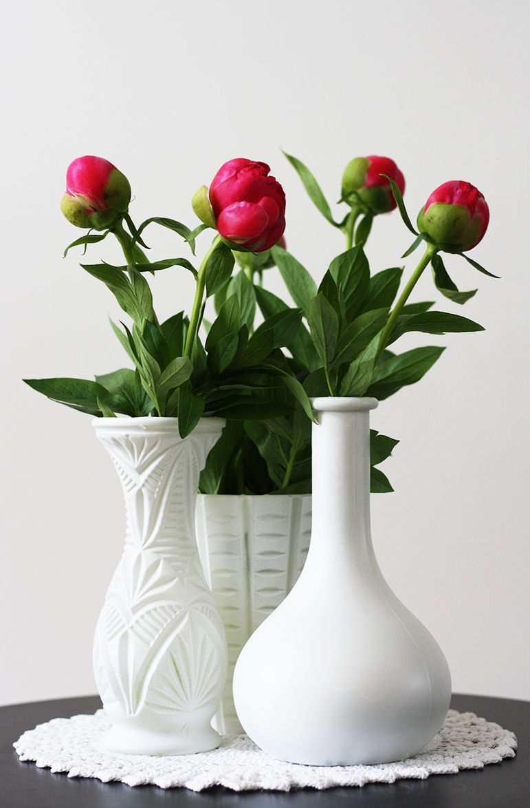 Diy flower vases decoration ideas diy vaasjes - Flower vase decoration ideas ...