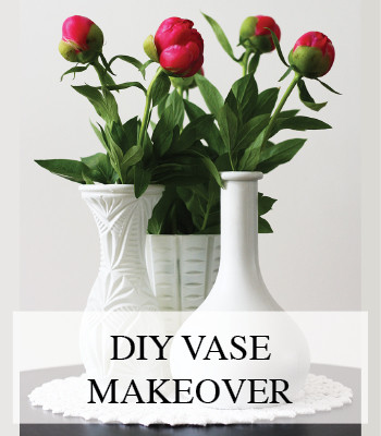 DIY FLOWER VASES DECORATION IDEAS – DIY VAASJES