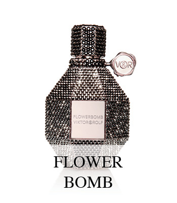THE 10 YEAR ANNIVERSARY OF VIKTOR & ROLF'S FLOWERBOMB PERFUME