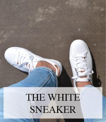 SACHA SNEAKERS – WHITE SNEAKER TREND