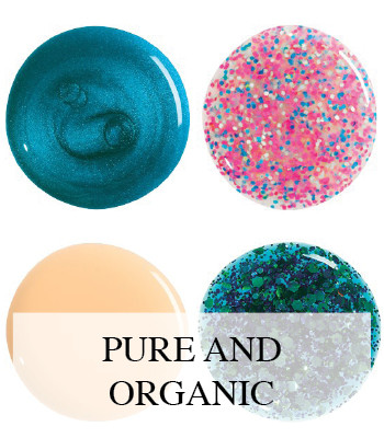 SPARITUAL 5-FREE NAIL POLISH AND ORGANIC BEAUTY PRODUCTS