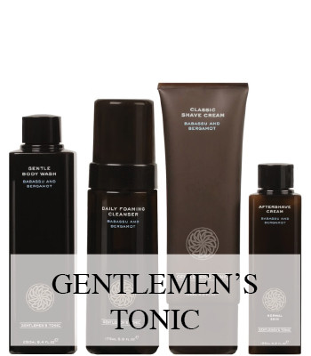 GENTLEMEN'S TONIC LUXURY MEN CARE