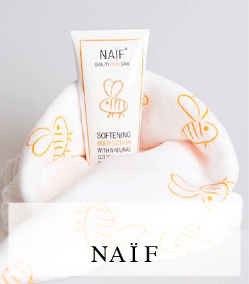 NAÏF NATURAL BABY SKINCARE