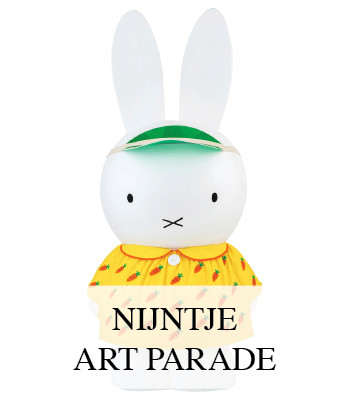 NIJNTJE ART PARADE – MIFFY ART PARADE