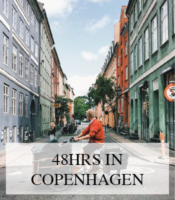48 HOURS IN COPENHAGEN – CITY TRIP – TRAVEL BLOG