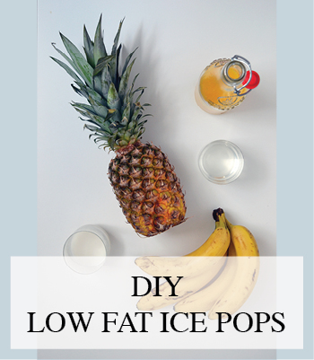 DIY ICE POP RECIPE – HEALTHY HOMEMADE ICE POPS AND POPSICLES