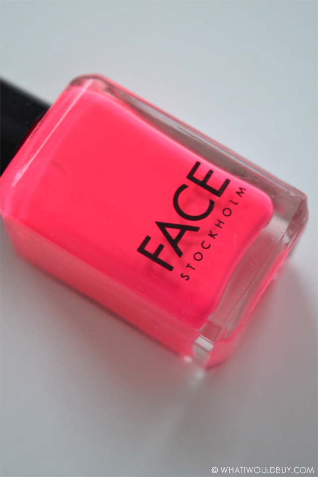 Face Stockholm Nail Polish - Travel Essentials
