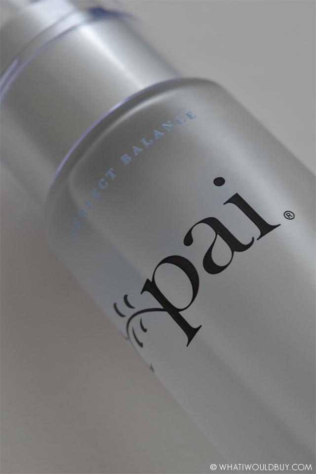 Pai Facemist - Travel Essentials