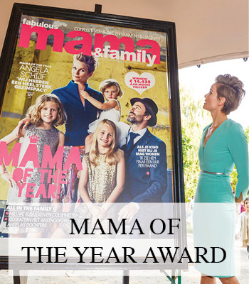 MAMA OF THE YEAR AWARD BY FABULOUS MAMA – MAMA & FAMILY