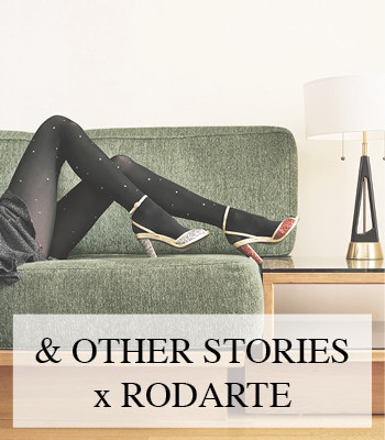 RODARTE x & OTHER STORIES HIGH-STREET FASHION COLLABORATION