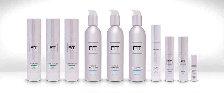 FIT skin care for men