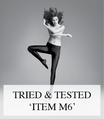 ITEM M6 INTELLIGENT LEGWEAR BEAUTY TIGHTS REVIEW