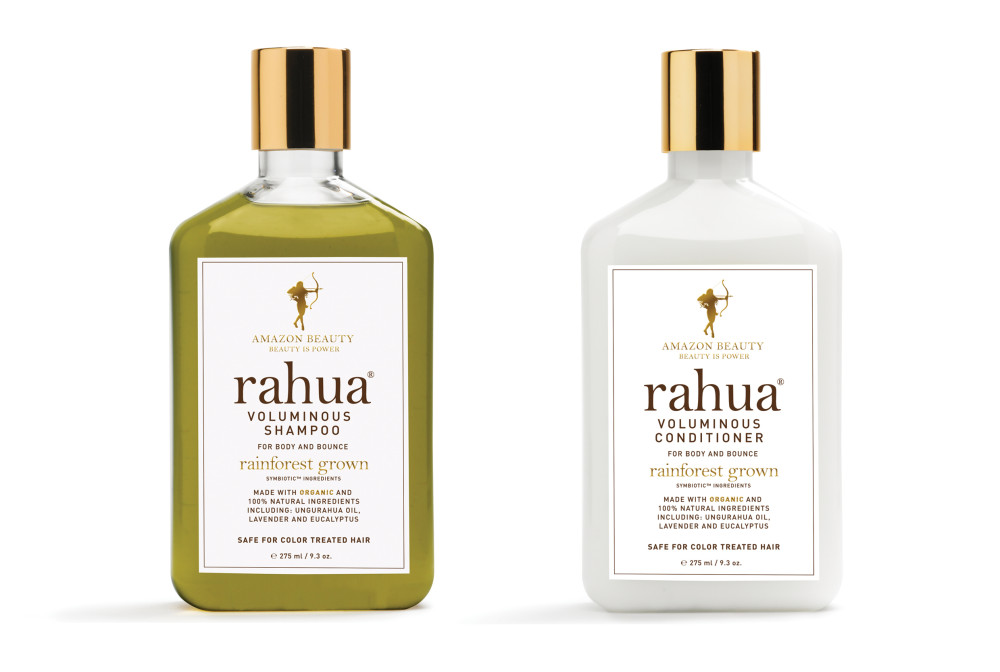 Rahua Organic Vegan Shampoo and Conditioner