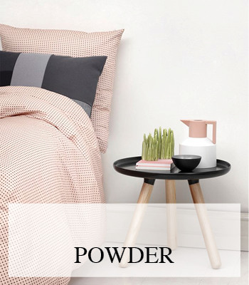 POWDERY WINTER PASTELS FOR THE BEDROOM
