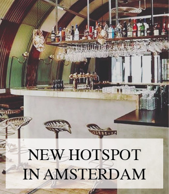 RESTAURANT HANGAR AMSTERDAM NEW FOOD HOTSPOT IN AMSTERDAM NOORD