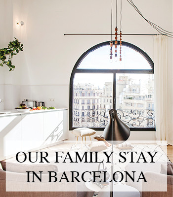 LUXURY CITY TRIP TO BOUTIQUE APARTMENTS DESTINATION BCN IN BARCELONA WITH BABY – LUXE REIZEN MET BABY EN KIND