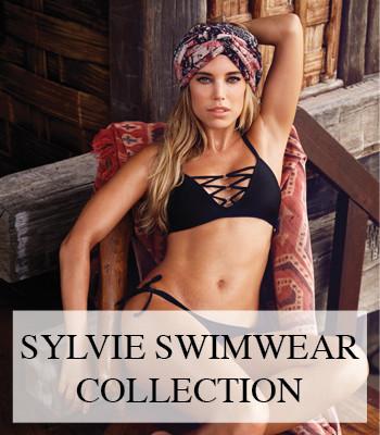 HUNKEMÖLLER SYLVIE SWIMWEAR COLLECTIE 2016 EN SYLVIE PARFUM