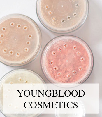 YOUNGBLOOD MINERAL COSMETICS BEAUTY REVIEW