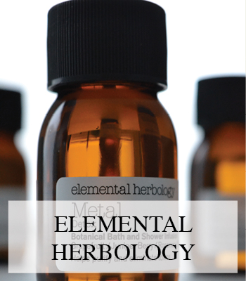 ELEMENTAL HERBOLOGY FIVE ELEMENT AROMATHERAPY NATURAL OILS SKIN CARE