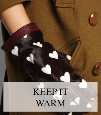 WARM WINTER ACCESSORIES